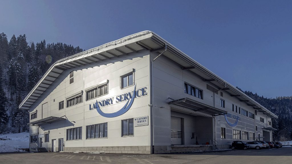 Laundry Service Hotel - Gstaad